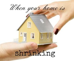 shrinking home