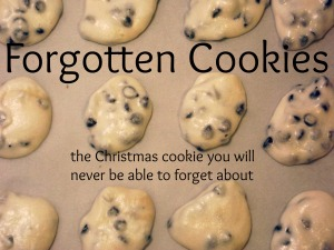 forgotten cookie title