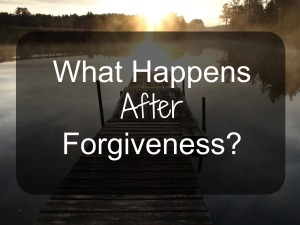 after forgivness