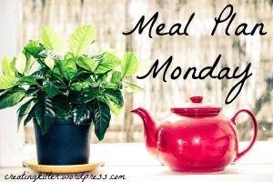 Meal Plan Monday >>Week Two<<
